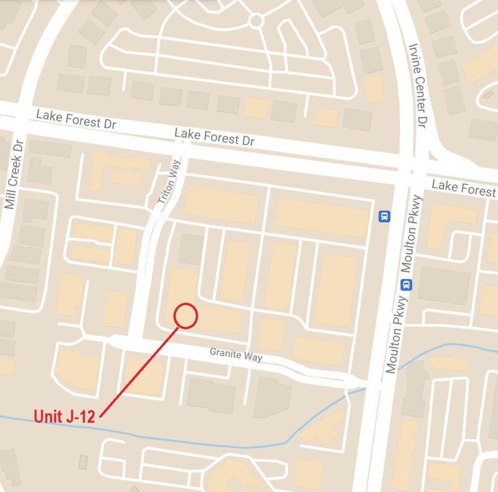 Map Unit J12